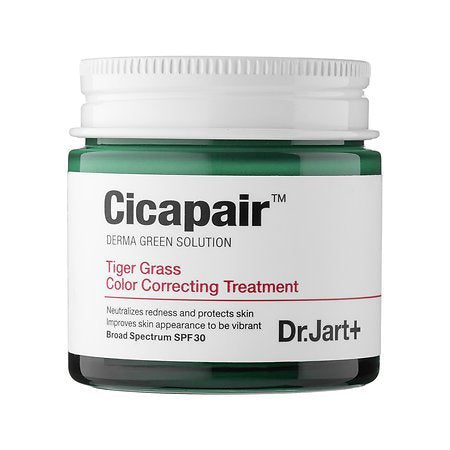 Dr. Jart+ Cicapair Tiger Grass Color Correcting Treatment SPF30_1.7oz