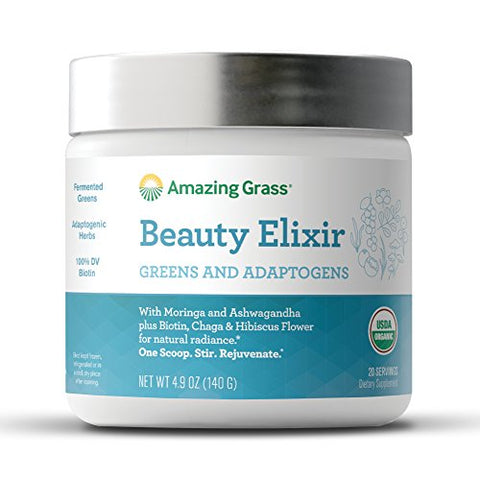 Amazing Grass Beauty Elixir (4.9 oz)
