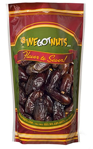 """We Got Nuts"" Medjool Dates (2lb)"