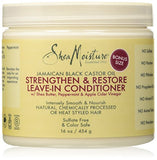 Shea Moisture Strengthen & Restore Leave-In Conditioner 16 oz