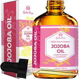 Jojoba Oil, Pure Cold Pressed (4 oz)