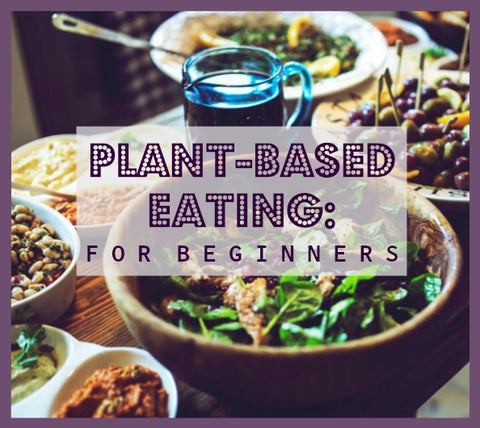 Plant-Based Eating for Beginners (A Free eBook)
