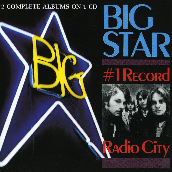 Big Star : #1 Record / Radio City  SACD