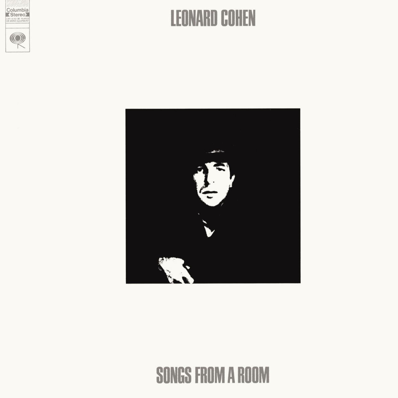 Cohen, Leonard : Songs From A Room  LP