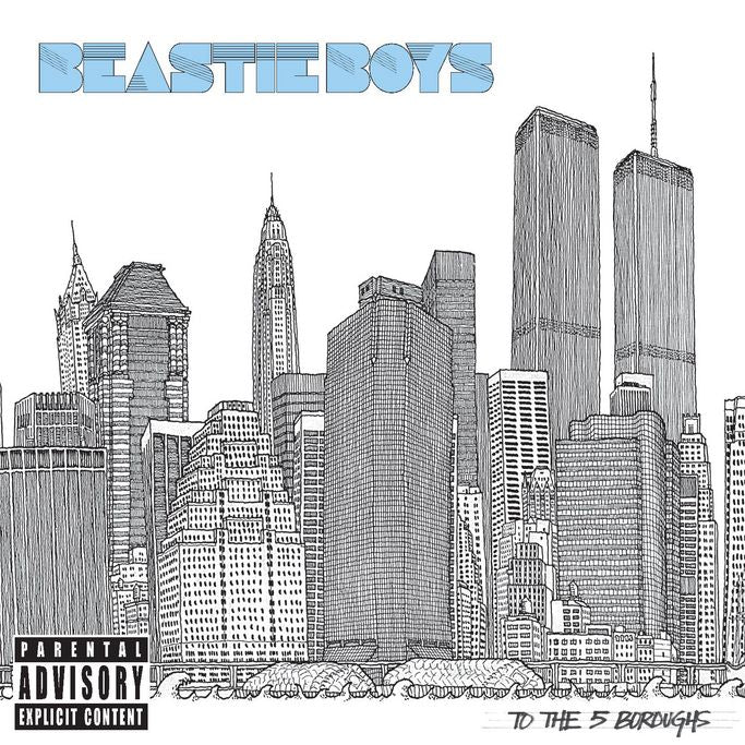 Beastie Boys : To The 5 Boroughs  CD