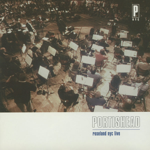 Portishead : Roseland NYC Live  CD