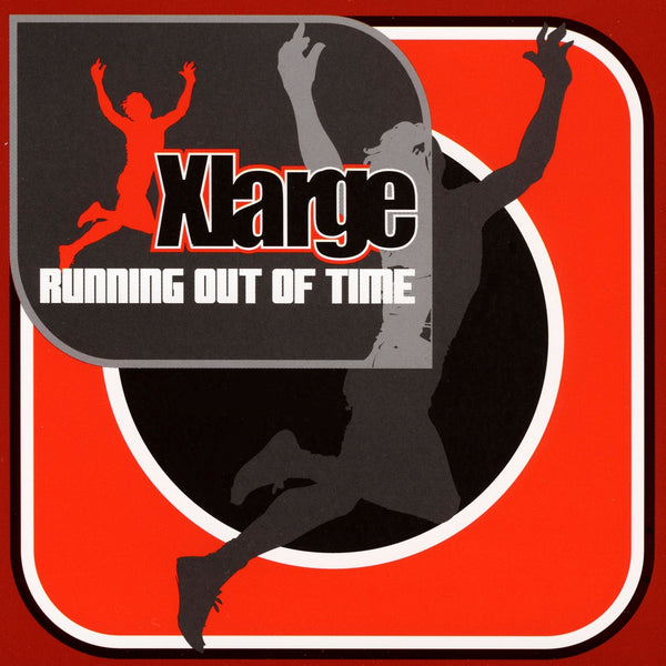 X-Large : Running Out Of Time  CD