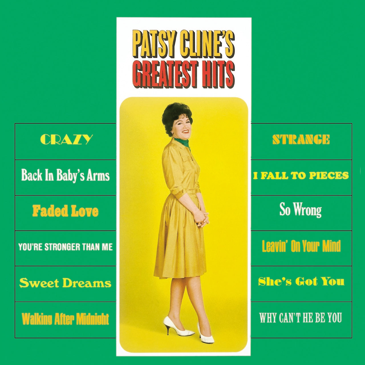 Cline, Patsy : Patsy Cline's Greatest Hits  CD