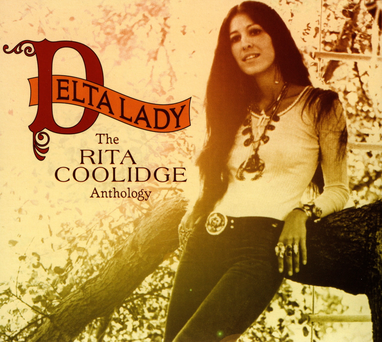 Coolidge, Rita : Delta Lady: The Rita Coolidge Ant