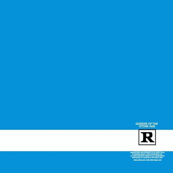Queens Of The Stone Age : Rated R  CD