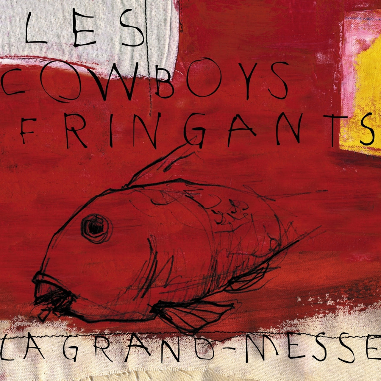 Cowboys Fringants (Les) : La grand-messe  CD