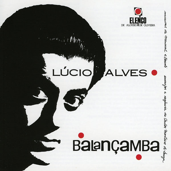 Alves, Lucio : Balançamba  CD