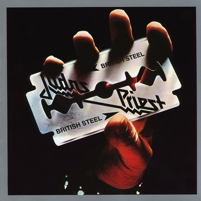 Judas Priest : British Steel  CD