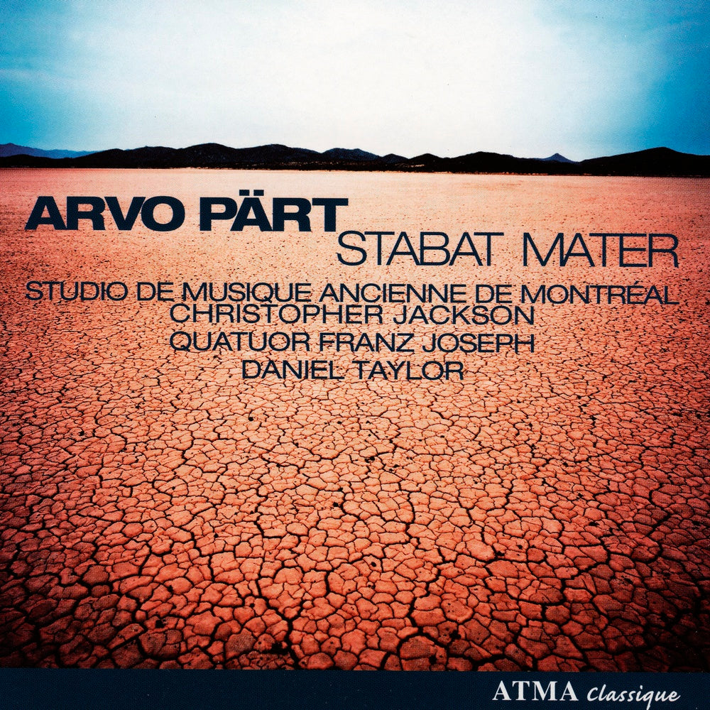 Part, Arvo : Stabat Mater  CD