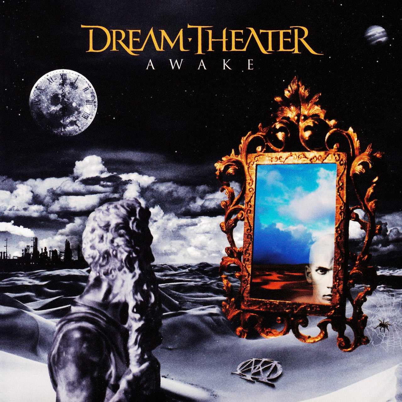 Dream Theater : Awake  CD