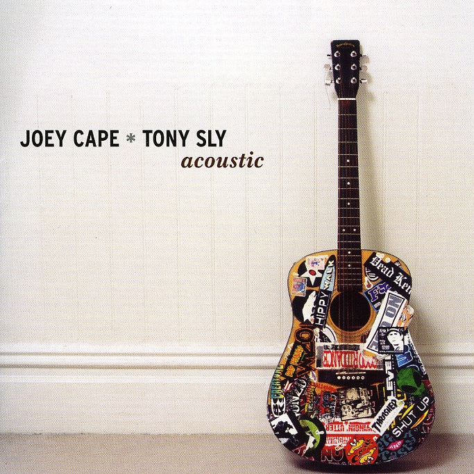 Cape, Joey : Acoustic  CD
