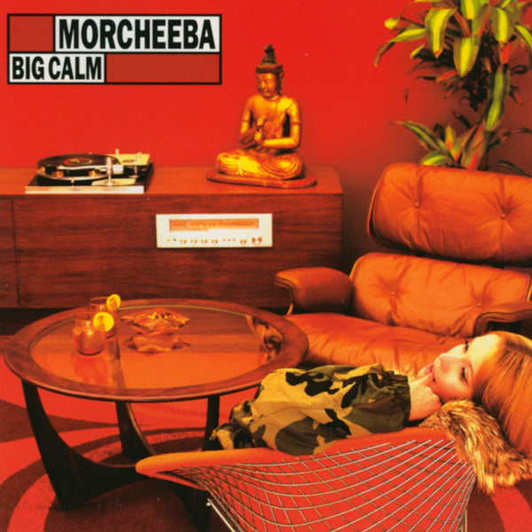 Morcheeba : Big Calm  CD