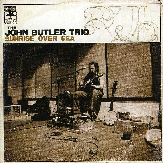 Butler, John : Sunrise Over Sea  CD