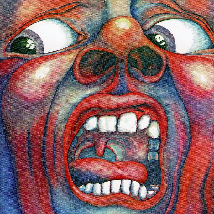 King Crimson : In The Court Of The Crimson King  C