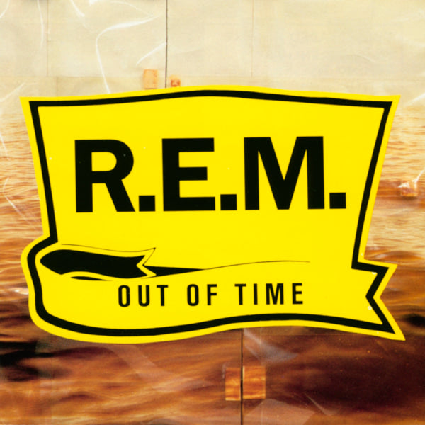 R.E.M. : Out Of Time  CD