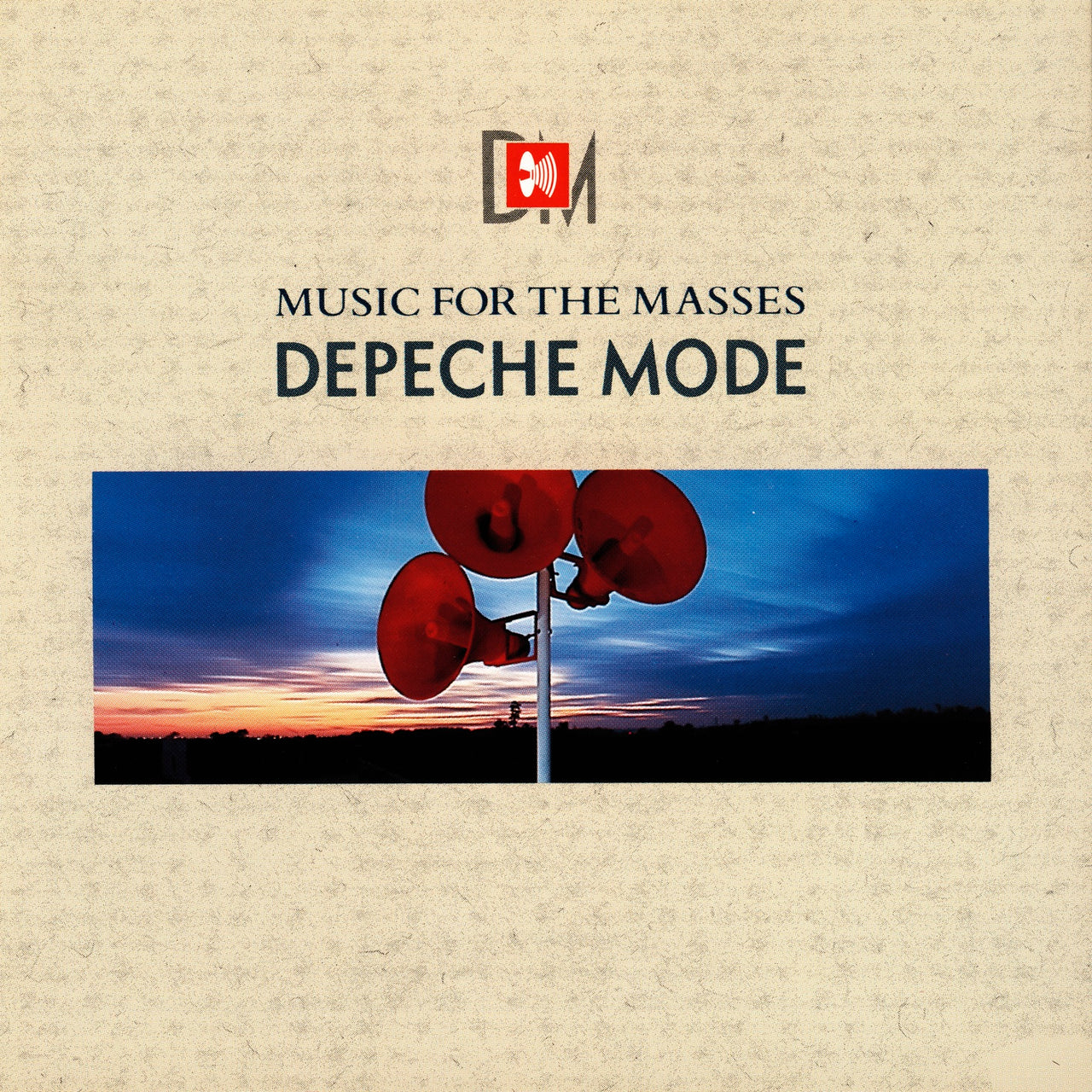 Depeche Mode : Music For The Masses  CD