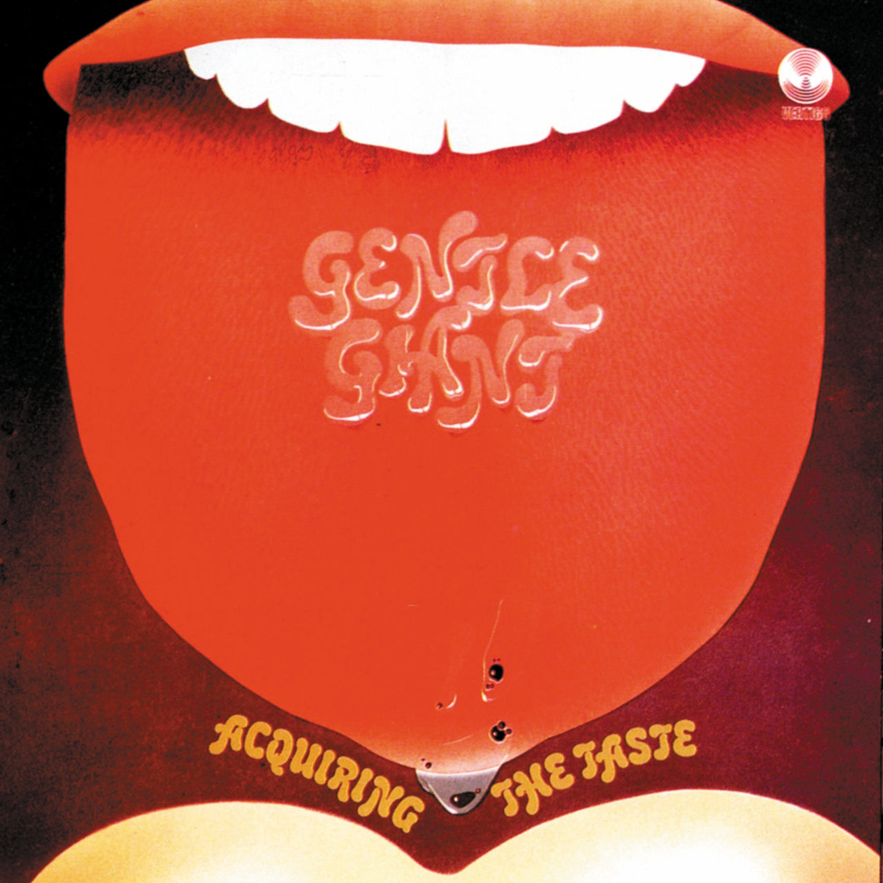 Gentle Giant : Acquiring The Taste  CD
