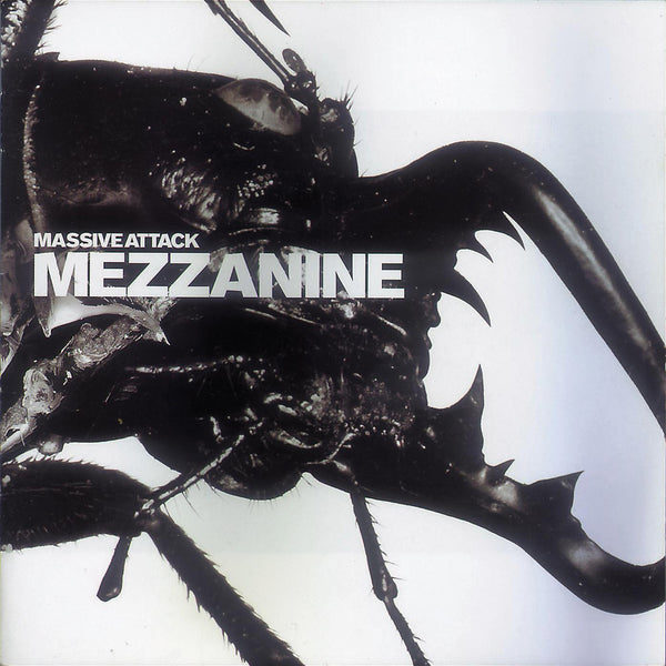 Massive Attack : Mezzanine  CD