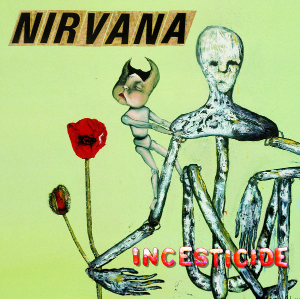 Nirvana : Incesticide  CD