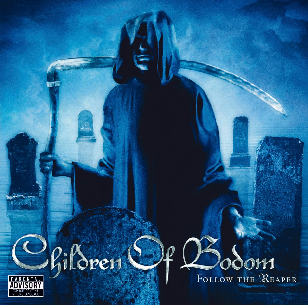Children Of Bodom : Follow The Reaper  CD