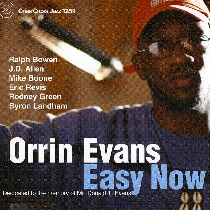 Evans, Orrin : Easy Now  CD