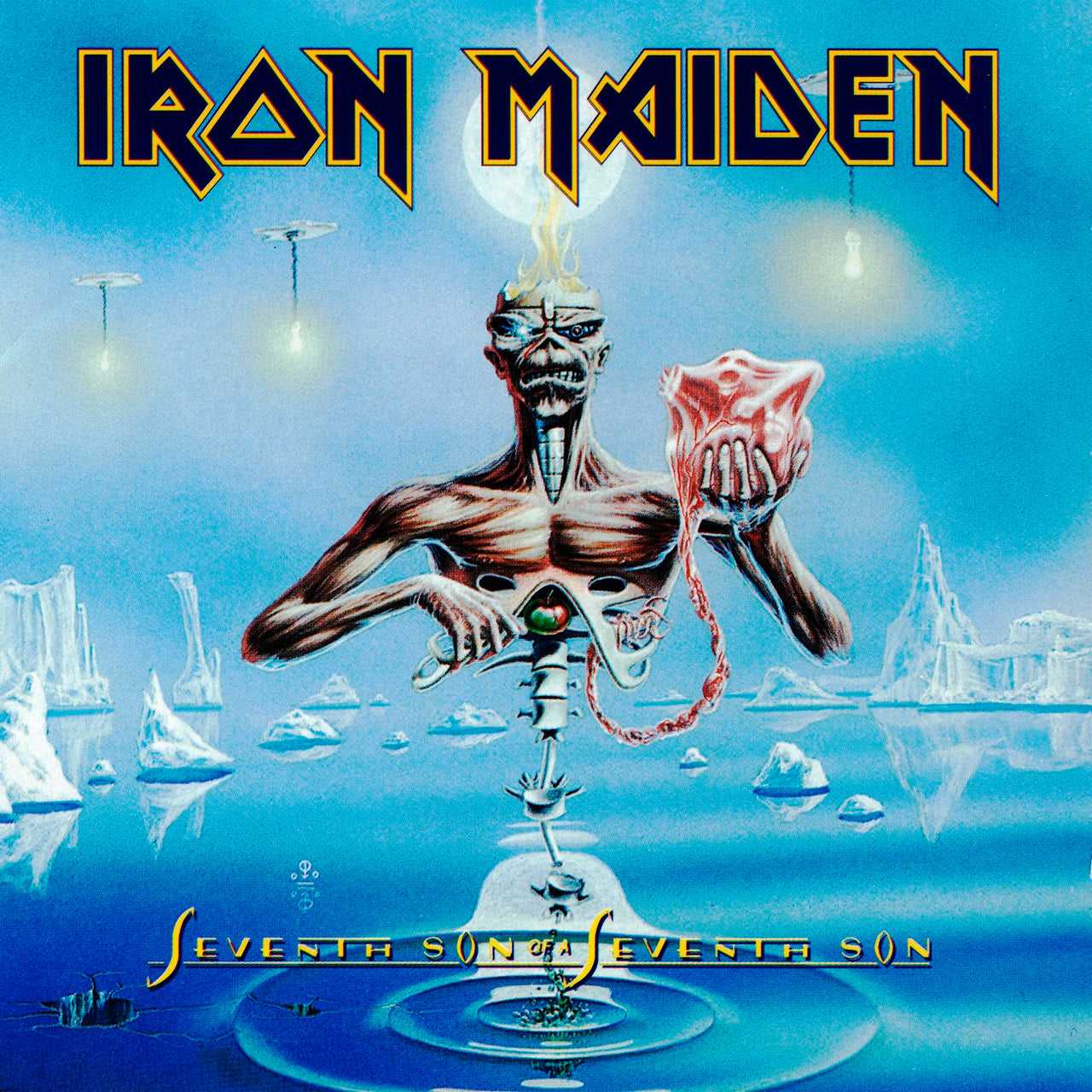 Iron Maiden : Seventh Son Of A Seventh Son  CD