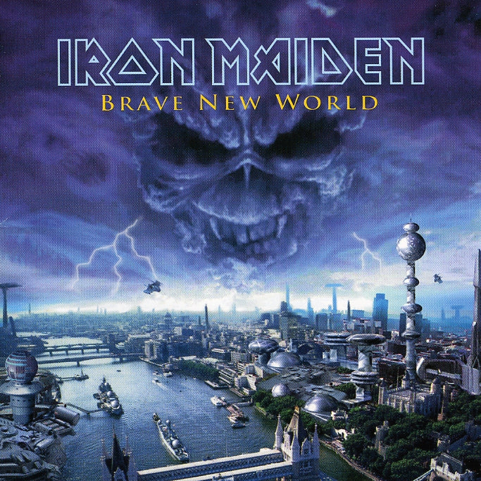 Iron Maiden : Brave New World  CD