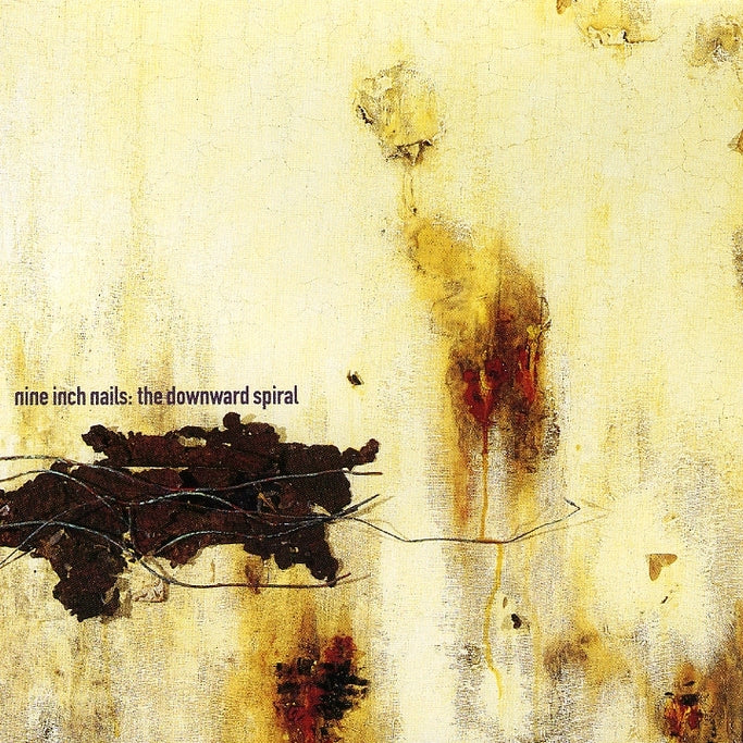 Nine Inch Nails : The Downward Spiral  CD