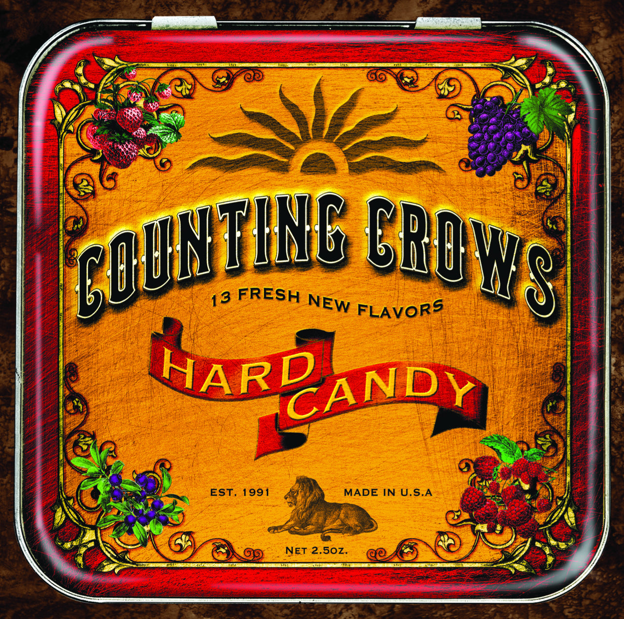 Counting Crows : Hard Candy  CD