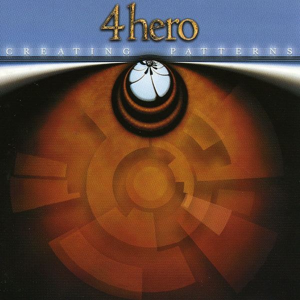 4hero : Creating Patterns  CD