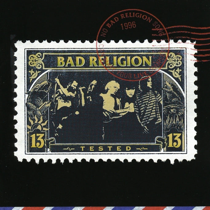 Bad Religion : Tested  CD