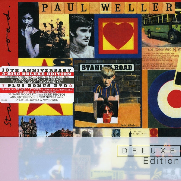 Weller, Paul : Stanley Road  DVD - CD