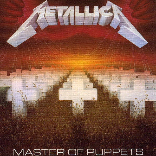 Metallica : Master Of Puppets  CD