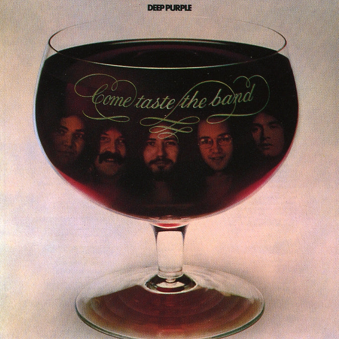 Deep Purple : Come Taste The Band  CD