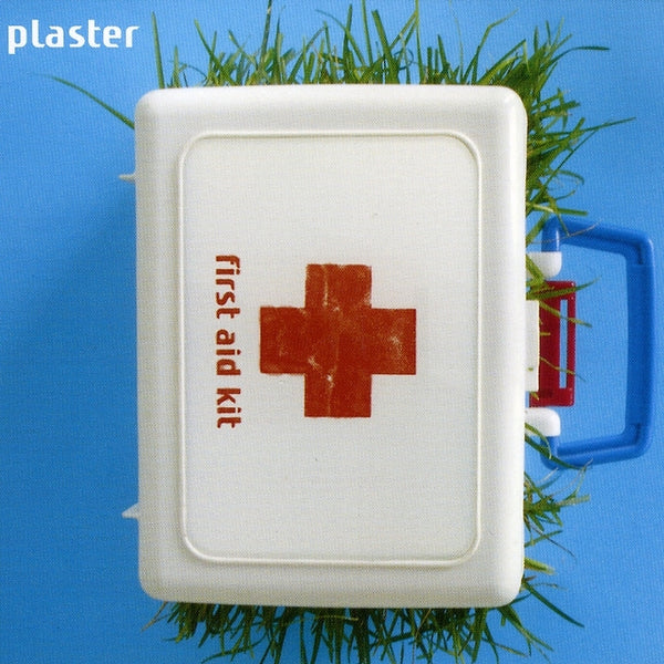 Plaster : First Aid Kit  CD