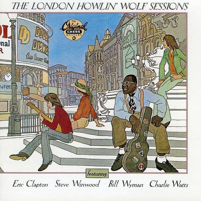 Howlin' Wolf : The London Sessions  CD