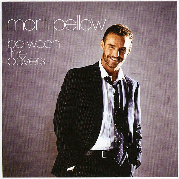 Pellow, Marti : Between The Covers  DVD - CD