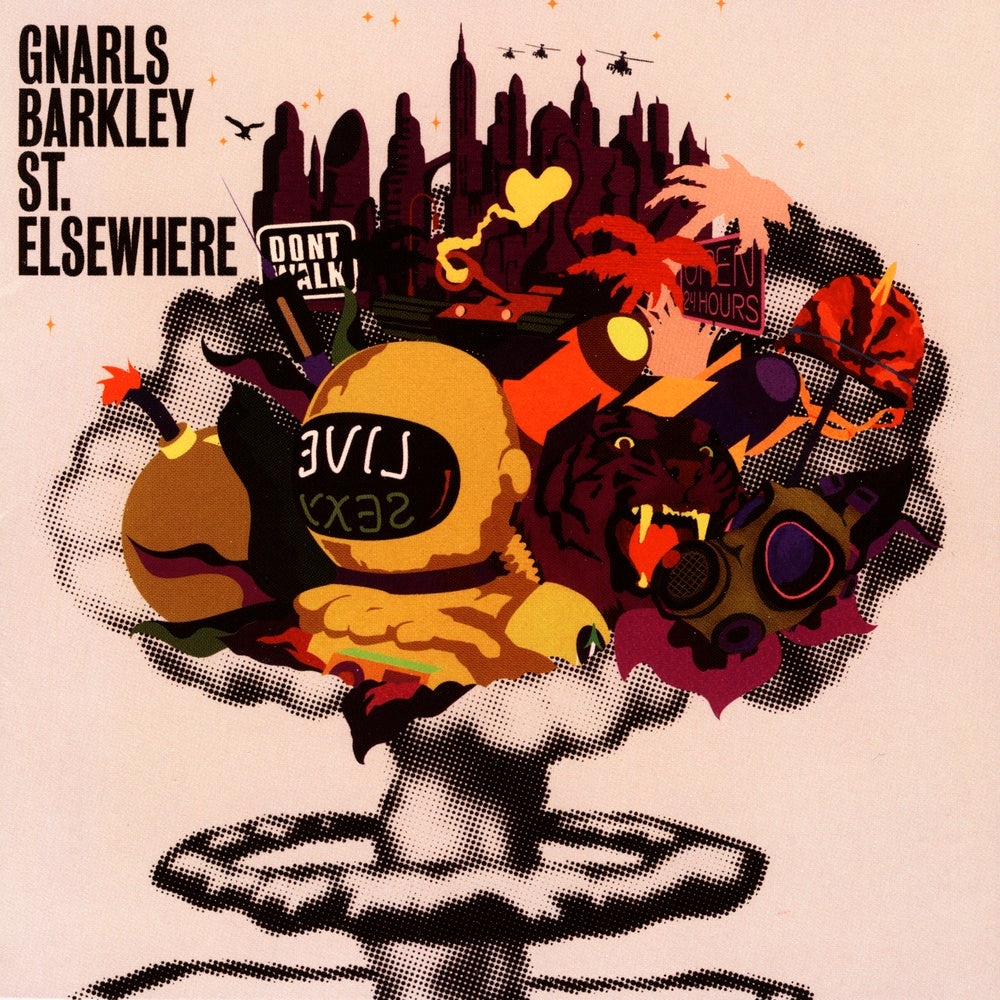 Gnarls Barkley : St. Elsewhere  CD