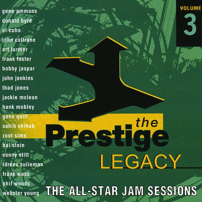 (Artistes variés) : The Prestige Legacy Vol. 3: Th