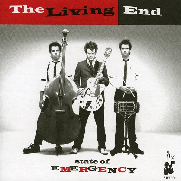 Living End (The) : State Of Emergency  DVD - CD