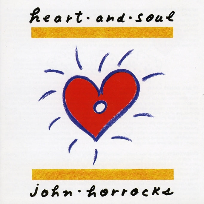 Horrocks, John : Heart And Soul  CD