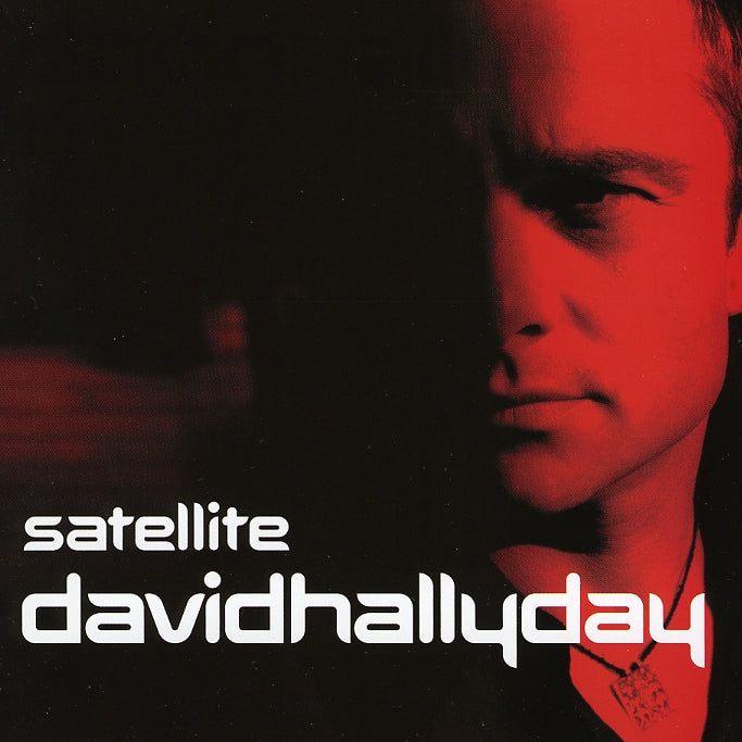 Hallyday, David : Satellite  CD