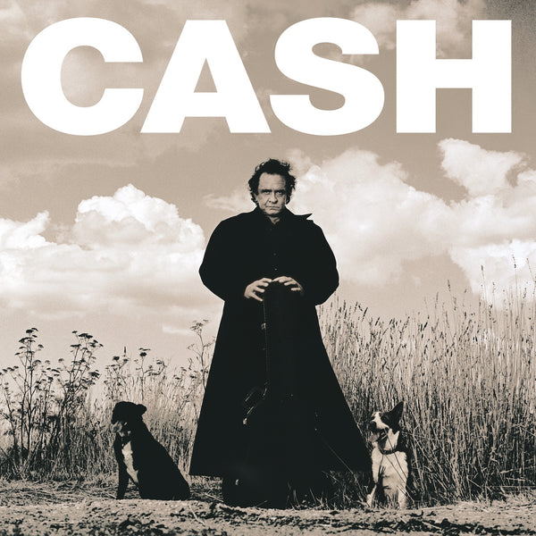 Cash, Johnny : American Recordings  CD