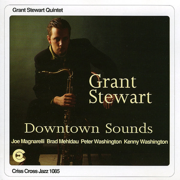 Stewart, Grant : Downtown Sounds  CD
