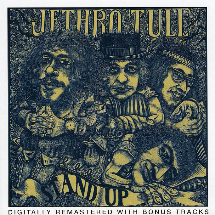 Jethro Tull : Stand Up  CD